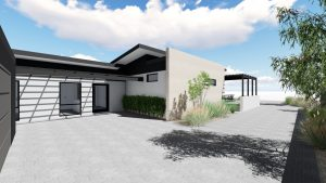 Home Builders Mandurah - Projects - Silver Sands - Front Elevation